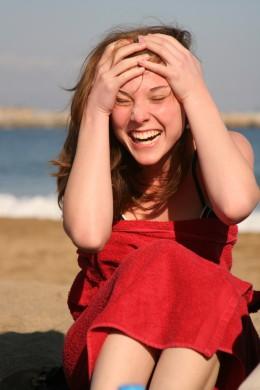 Huilen van het lachen - Lachwinkel