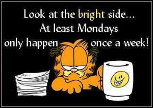 Maandag Garfield