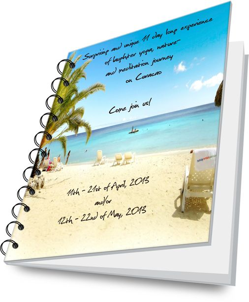 Brochure 11 day experience at Curacao